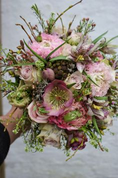 #Wedding #Bouquet, Iben Riis