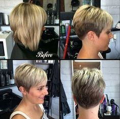 how do I avoid this look? it is really really close to the other cuts, I love the other ones but really dislike this one