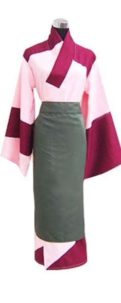 Onecos Inuyasha Sango Cosplay Costume -- Check this awesome product by going to the link at the image.
