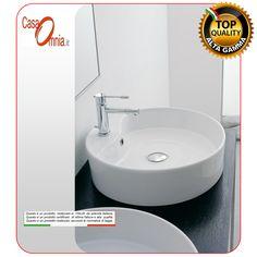 "LAVABO DA APPOGGIO - THIN LINE ""GEO R"" - SCARABEO - CasaOmnia http://www.casaomnia.eu/epages/64578.sf/it_IT/?ObjectPath=/Shops/64578/Products/%22LAV/AP16%22"