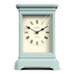 Discover the Newgate Clocks Library Clock - Mint Ice Cream at Amara