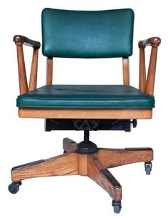 another vintage office chair