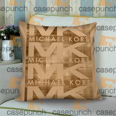 Sr3-michael Kors Mk Logo Cushion Pillow Case