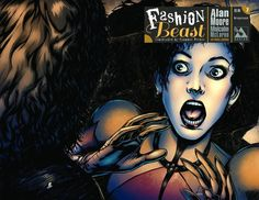 Cover for Fashion Beast (Avatar Press, 2012 series) #7 [Wraparound Variant Cover by Facundo Percio]