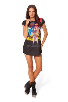 Hot Boss Inferno GFT by Black Milk Clothing $50AUD