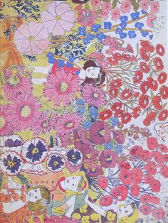 Henry Darger's illustrations - the inspiration behind Shrimp's collection of…