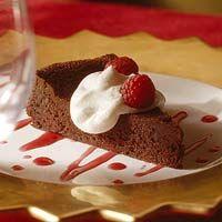 Porteñita's kitchen: Raspberry truffle cake