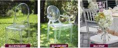 sillas transparentes - Buscar con Google