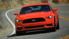FORD MUSTANG – 2015 WORLD CAR OF THE YEAR CONTENDER