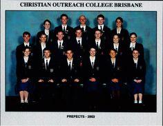Class of 2003  Prefe