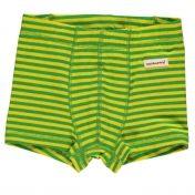 Stripy Boxer Shorts  in Soft Organic Cotton by Maxomorra : Cambridge Baby, Organic Natural Clothing