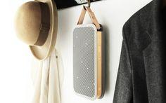 Posh Portability: The B&O BeoPlay A2 Speaker Photo