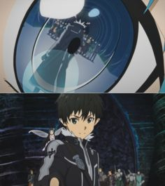 Sword Art Online II ep.20.  Love Kirito. No, seriously. Love him.