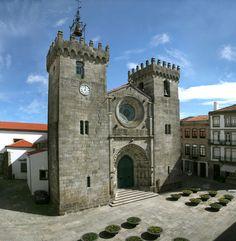 Sé Catedral de Viana do Castelo. Fotografia Félix Iglésias