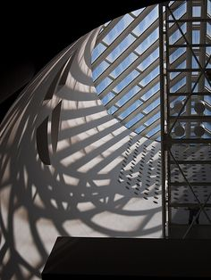 SFMOMA's occulus by Mario Buatta disappears with the new Snohetta construction. Sad.