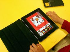 ArtMuse67: Ipads in the Art Room