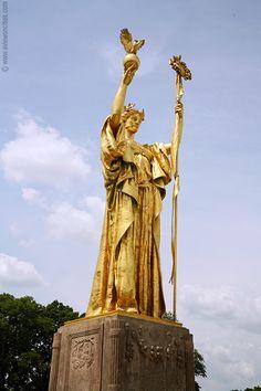Statue of the Republic, Jackson Park, Chicago
