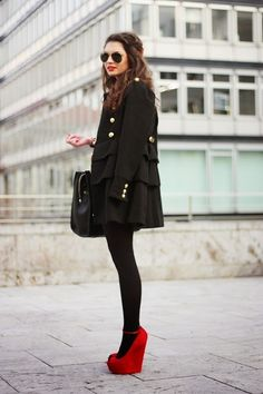 How to Chic: 25 FALL OUTFITS INSPIRATION