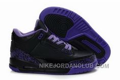 http://www.nikejordanclub.com/purchase-wholesale-cemenst-cemenst-air-jordan-3-iii-retro-black-purple-womens-shoes-new.html PURCHASE WHOLESALE CEMENST CEMENST AIR JORDAN 3 III RETRO BLACK PURPLE WOMENS SHOES NEW Only $93.00 , Free Shipping!