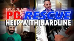 PC Rescue Episode 1 - Hard Time with Hard Line