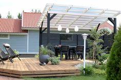 Terrace, Outdoor Decor, Deck Pergola, Home Decor, Gardening, Balcony, Decoration Home, Patio, Room Decor
