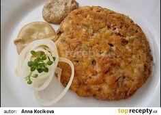 Smažák trochu jinak-verze jako řízek Baked Potato, Ham, Risotto, Macaroni And Cheese, Baking, Dinner, Ethnic Recipes, Food, Dining