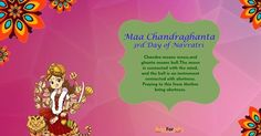 Happy 3rd Navratri! Maa Chandraghanta blesses all our readers! Do subscribe our page and stay tuned for regular updates! #navratri #incredibleindia #happynavratri #blessings #indianfestival #onlinemagazine #buzzforinfo #instalife #instablogger #instalike #lifestyle #festivevibes