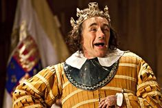 Miles behind the times I know, but Mark Rylance | Richard III