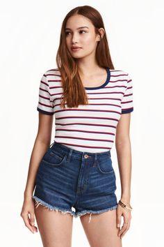 T-shirt em jersey | H&M