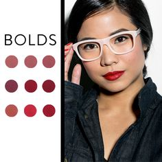 What to find your perfect bold shade?