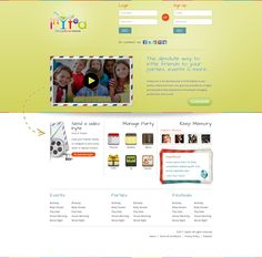 Inyted.com web design by Hitron