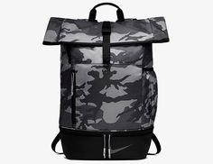 0c0f1c07ef Nike Sports Printed Golf Backpack Navy Soccer Gym 100% Authentic NWT  BA5756-036 880924869132