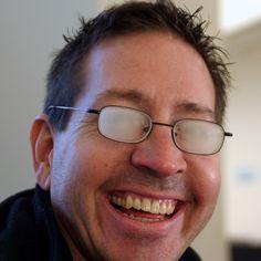 chris fogged glasses