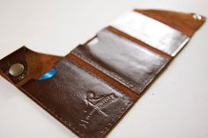 The Rawley Leather Wallet