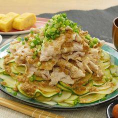 包丁いらずでさっぱり簡単!豚肉とじゃがいもの冷しゃぶ - macaroni