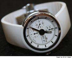 Timepieces — Luxist http://www.luxist.com/2011/05/04/fortis-spaceleader-volkswagen-design-white-watch/
