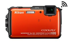 Nikon AW110 1080p Waterproof Digtal Camera (Refurb) + Adobe Lightroom 5 $149 + Free Shipping