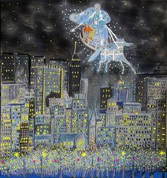 Die Schneekönigin mit Luzie in New York