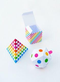 20 printable boxes