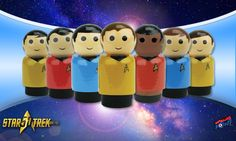 'Star Trek' 50th Anniversary Inspires New Toys, Figures and More