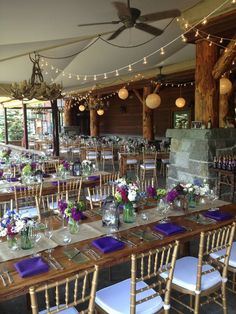 lights and lanterns, wood and bright colors!-mccarthy tents & events