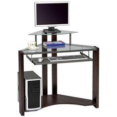 Wensfield Cherry Corner Computer Desk