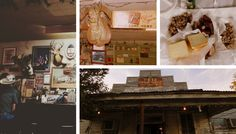 Just down the road from Austin in Manor, TX, Cele Store maintains wooden bones dating back to 1891. Experience BBQ, live music and ghosts from the past.