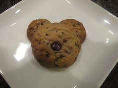 Baby Bear Chocolate Chip Cookies