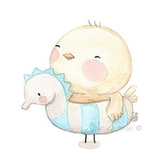 Baby Drawing, Cute Illustration, Cute Cartoon, Watercolor Art, Cute Pictures, Cute Babies, Cute Animals, Nursery, The Incredibles