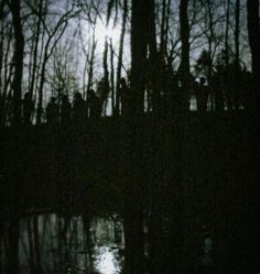 "Missouri's ""Zombie Road"" is reportedly home to menacing shadow people. Is this a photo of them?"
