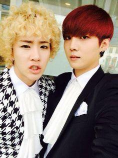 B-Joo and Xero ♥ Topp Dogg