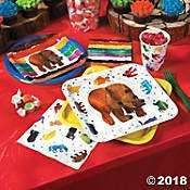 Brown Bear, Brown Bear Party Supplies