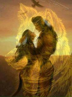 Fate brings us together Native American Paintings, Native American Wisdom, Native American Pictures, Native American Beauty, American Indian Art, Native American History, Native American Spirituality, Native American Cherokee, Foto Art