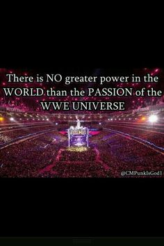 A lot of people don't know this but the WWE Universe has so many more fans than One Direction, 5 Seconds of Summer, Selena Gomez, Taylor Swift and many, many more! THAT'S WHAT I CALL FAMILY!! ♥♥♥